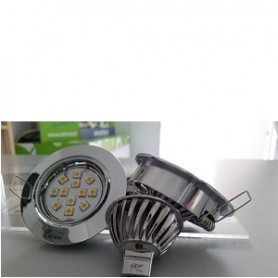 Adapter B22 verloopt naar E27 lamp fitting