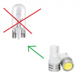 Lamp Adapter E14 convert E27