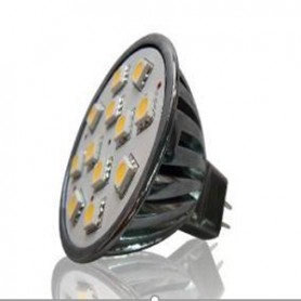 MR8 LED lamp 12V 1.5-2 Watt