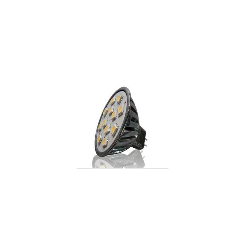 MR8 LED lamp 12V 1.5-2 Watt