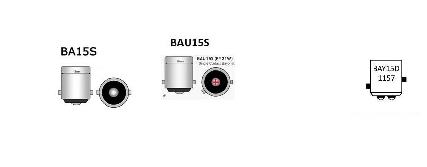 Bajonet LED Lampen in deze Categorie weergegeven.