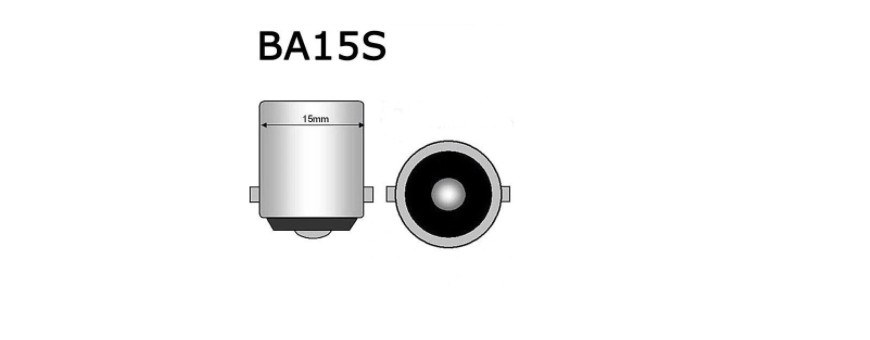 BA15S LED Lampen