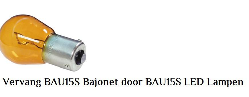 BAU15S LED Lampen