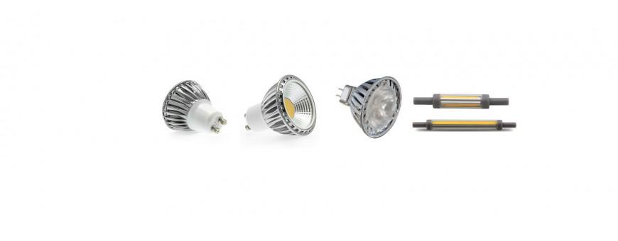 Halogeen Vervangers. Halogeen Lampen vervangen door LED Lampen